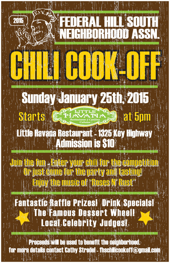 chili cookoff 2015